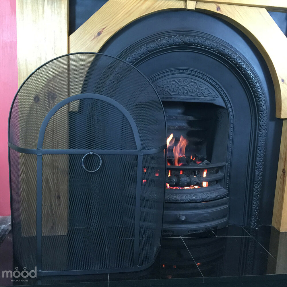 Arch Screen Spark Fire Guard for Round Lombard Curve Top ...
