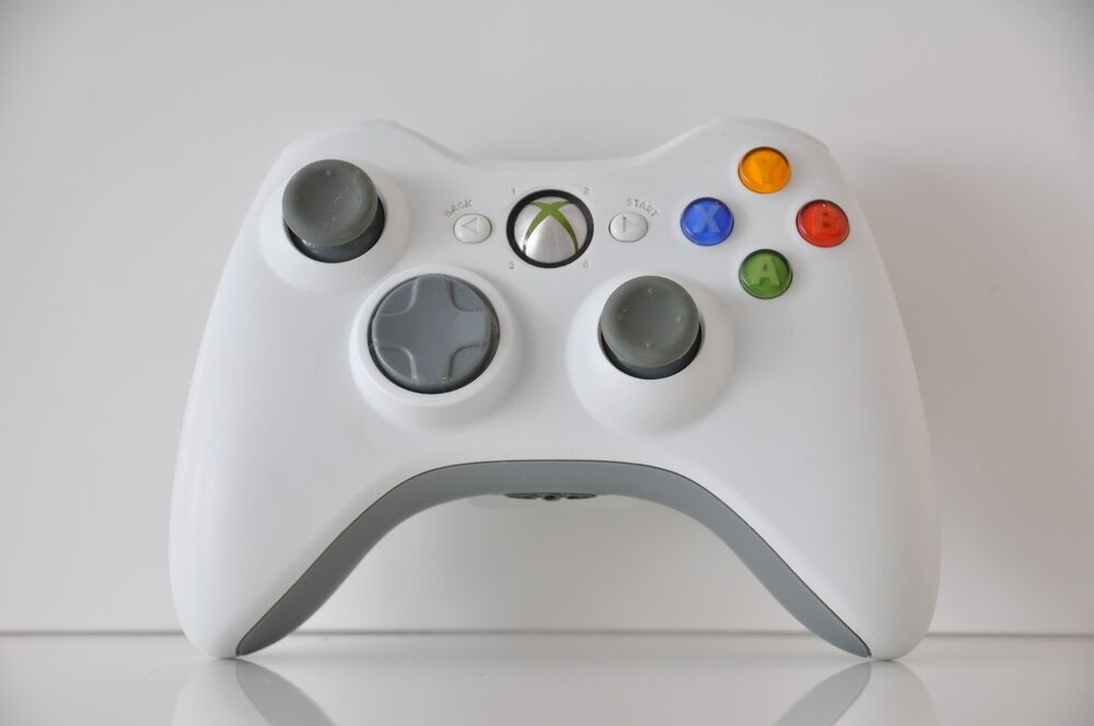 All Xbox 360 Controllers : Official oem genuine microsoft xbox wireless