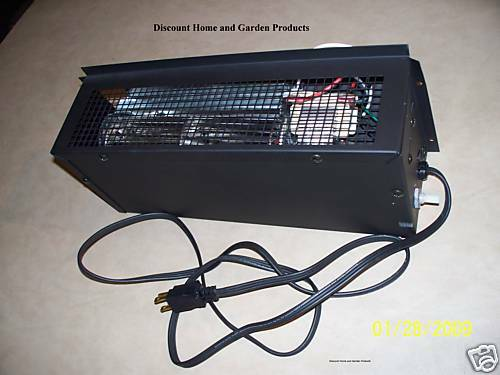 Oven Fans And Blowers : Napoleon fireplace blower fan c wood stove ep m