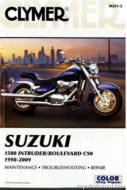 Suzuki Intruder Service Manual Free Download