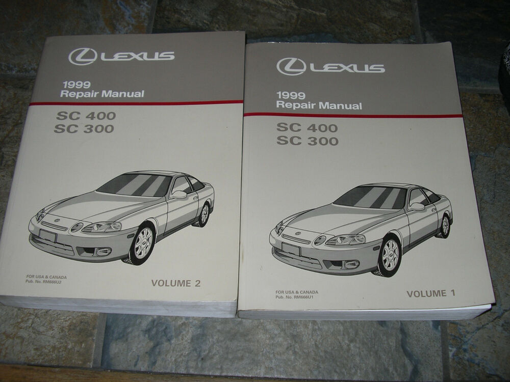 Service Manual For 1999 Th63