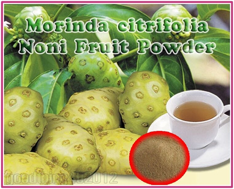 how to eat noni powder