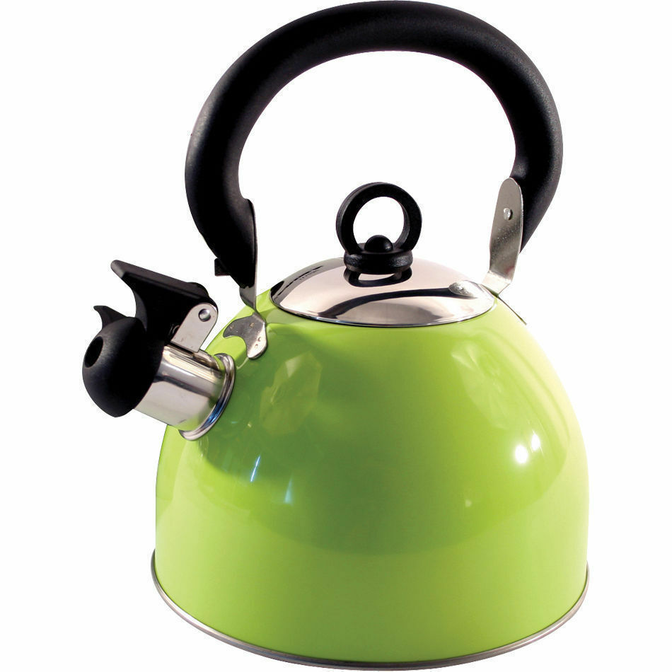 2 5l Stainless Steel Whistling Kettle Electric Gas Hob