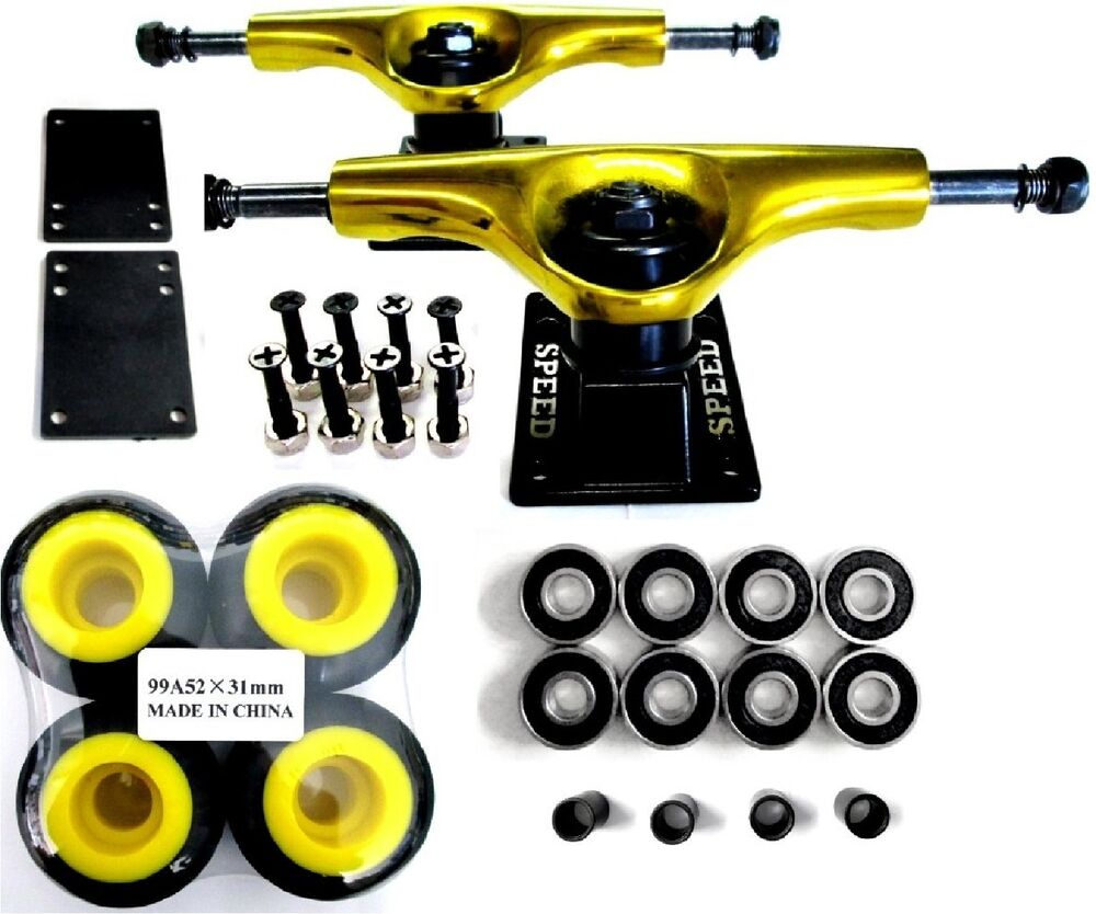 how to put spacers on skateboard