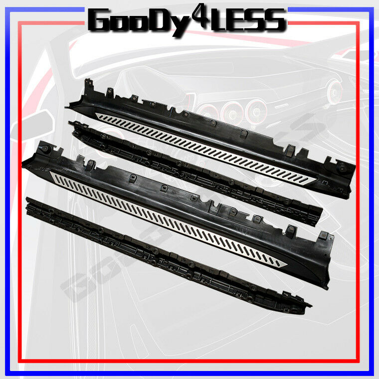 2008 And X5 And Bmw And Nerf And Running Board: 14-16 BMW F15 X5 XDrive Aluminum Running Boards Pair Set