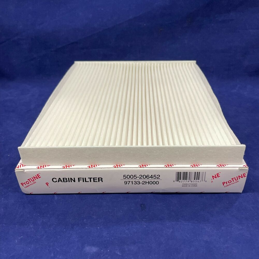 Replacement Cabin Air Filter Element Fits Hyundai Accent