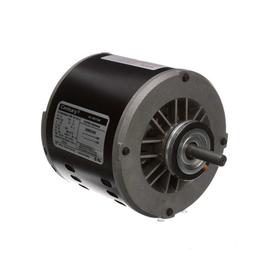Evaporative cooler motor 1 3hp 1725 rpm 56z frame 115v for 1 3 hp motor