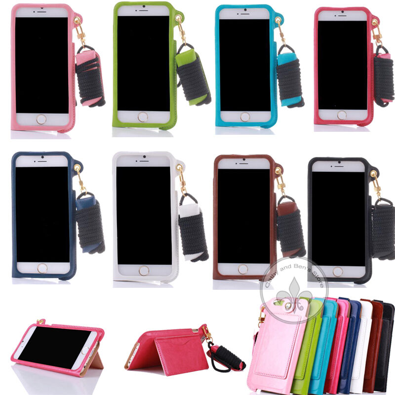 how long is an iphone 5s leather pu neck rope chain cover for 2166