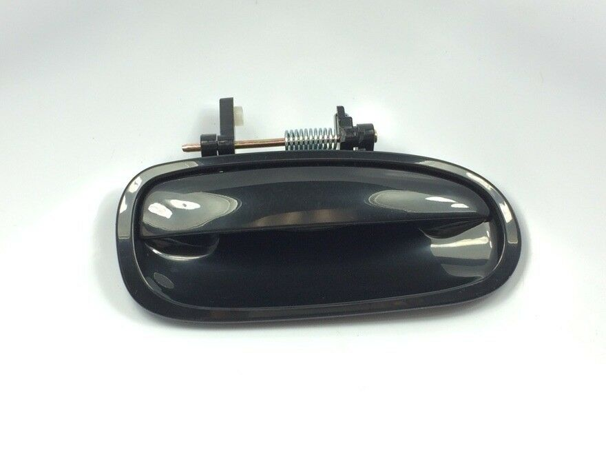 Rear Right Smooth Black Outside Door Handle For Honda Civic 1996 2000 Ebay