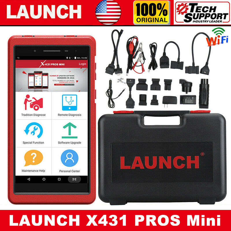 launch x431 pros mini diagnostic tool full models ios android tablet replace v 603161435591 ebay. Black Bedroom Furniture Sets. Home Design Ideas