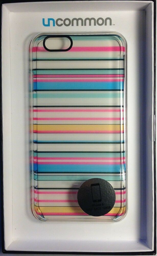 Details about Uncommon Case Pink Pin Pot Clear Deflector Hard Shell iPhone  6   6S (4.7