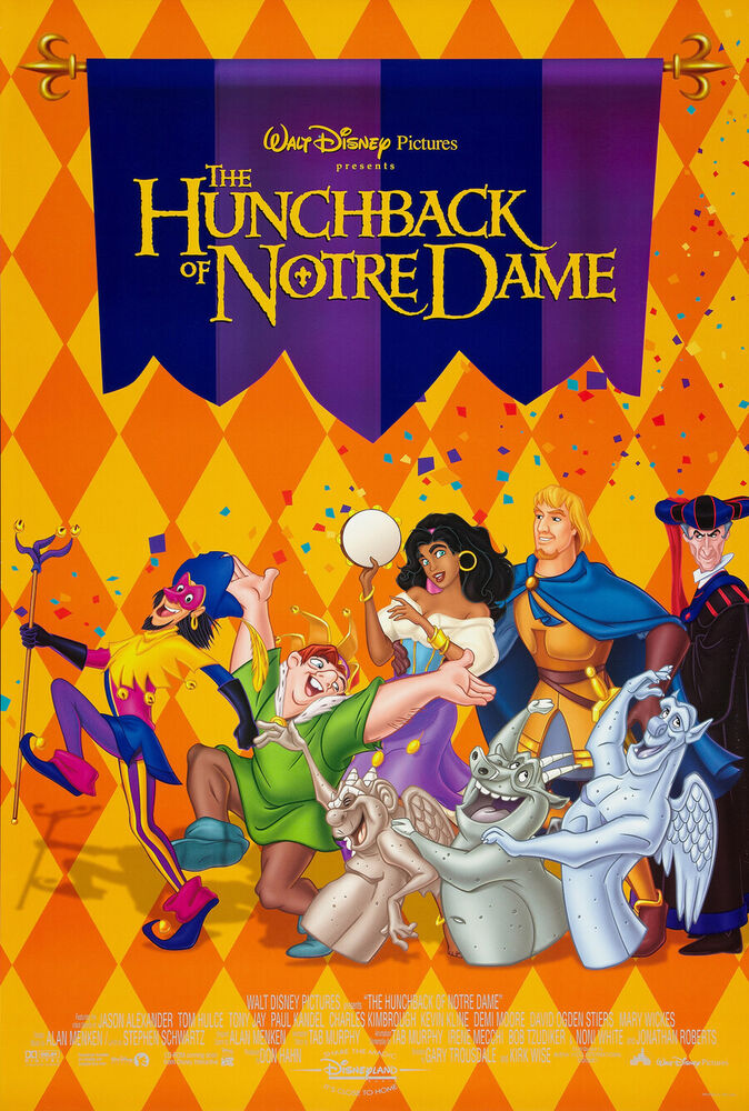 the hunchback of notre dame summary pdf