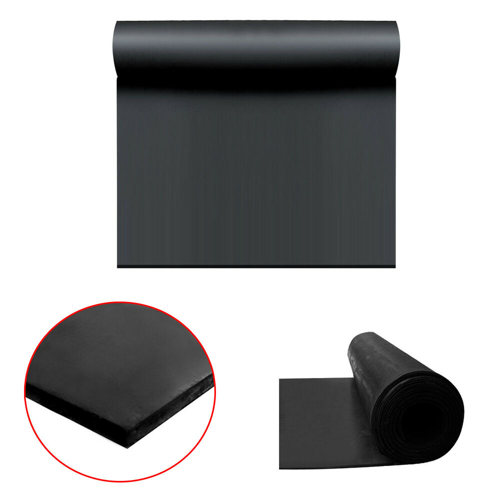 Rubber Sheeting Commercial Grade Rubber Roll Matting