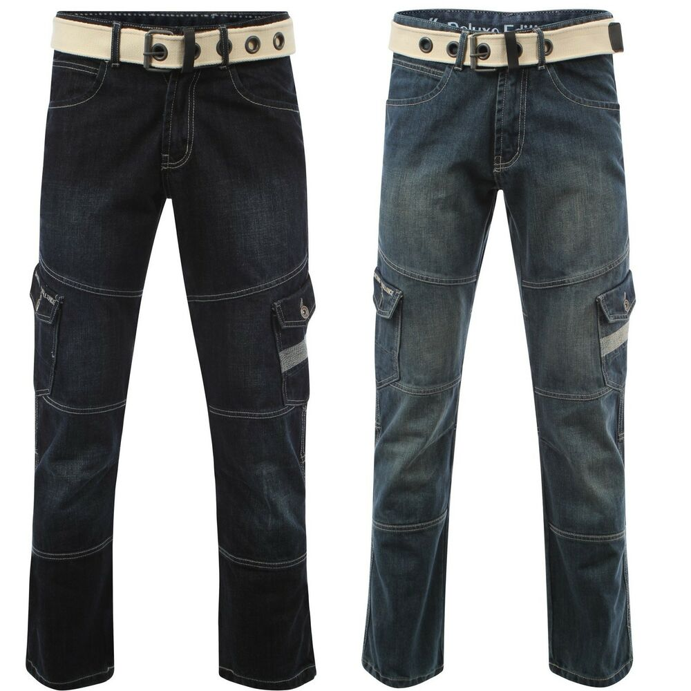 new mens regular fit straight leg denim jeans trousers waist size 30 32 34 36 38 ebay. Black Bedroom Furniture Sets. Home Design Ideas