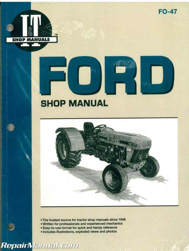 ford new holland 3230 3430 3930 4630 and 4830 tractor. Black Bedroom Furniture Sets. Home Design Ideas
