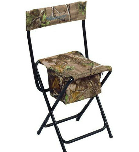 Tanglefree Hunting Blind Adjustable Swivel Stool/Chair Realtree Max-4 ...
