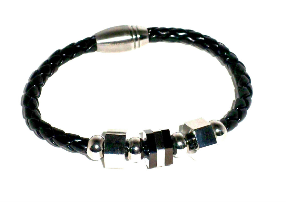 how to add a magnetic clasp to a bracelet