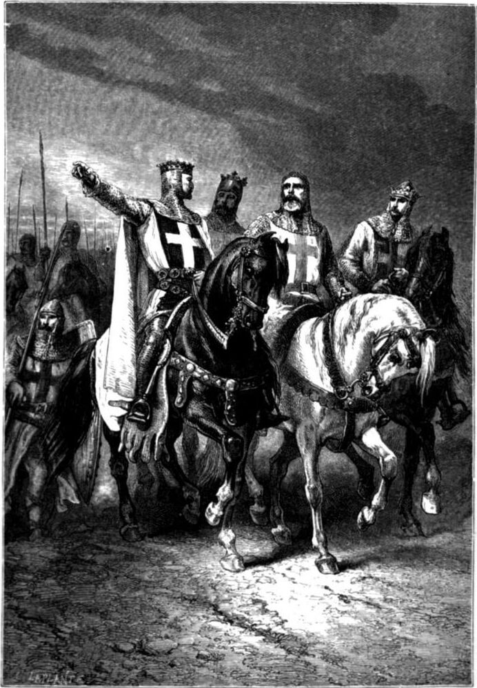 first crusade The first crusade was one of the most extraordinary, bloody and significant episodes in medieval history it began with an appeal for aid from the christian.