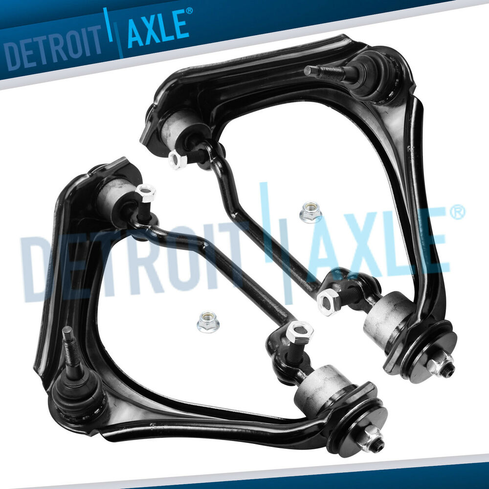 2005 Mercury Mountaineer Suspension: New Both (2) Front Upper Control Arm W/Ball Joint Assembly