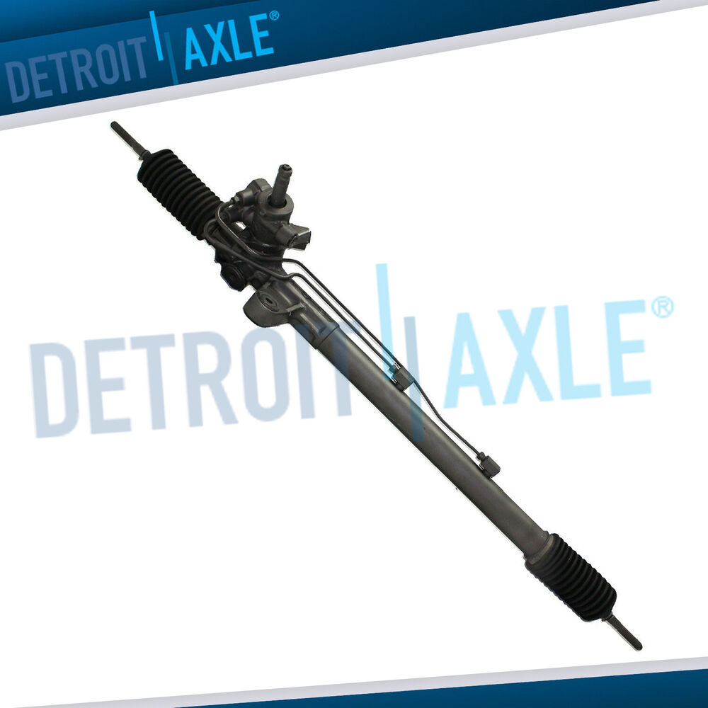 Complete Power Steering Rack And Pinion Assembly For 2007