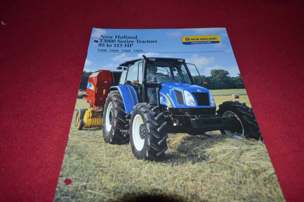 New Holland Dealership : New holland t tractor dealer s