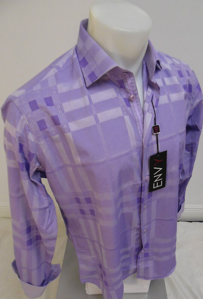 Mens Pattern Dress Shirts