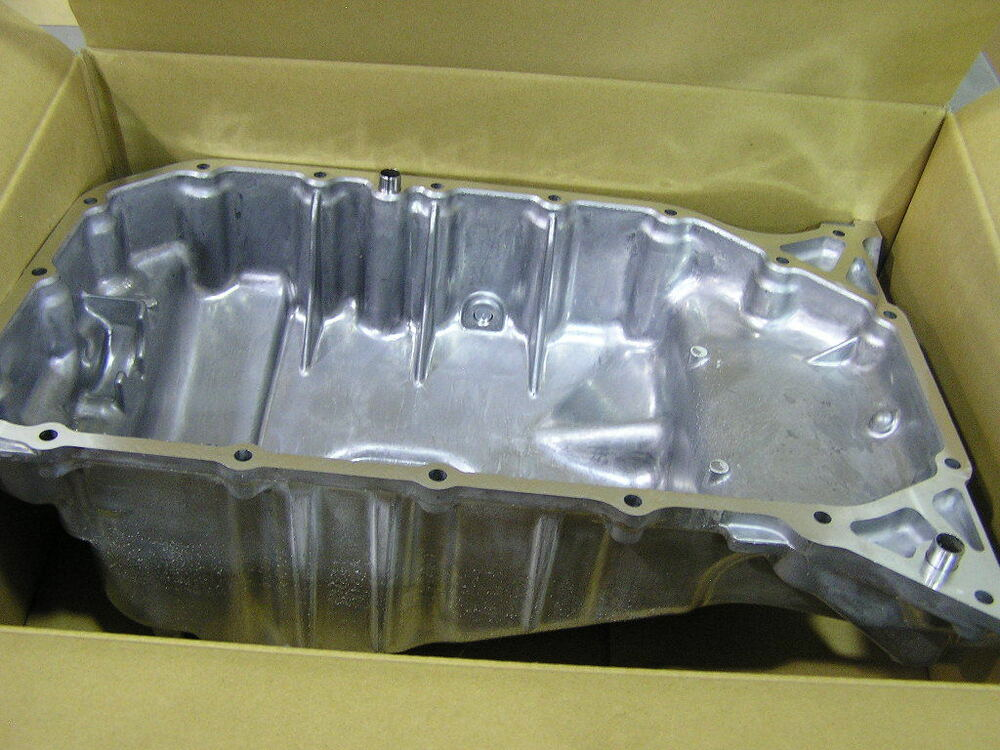 genuine oem honda civic si engine oil pan 2006 2011 11200