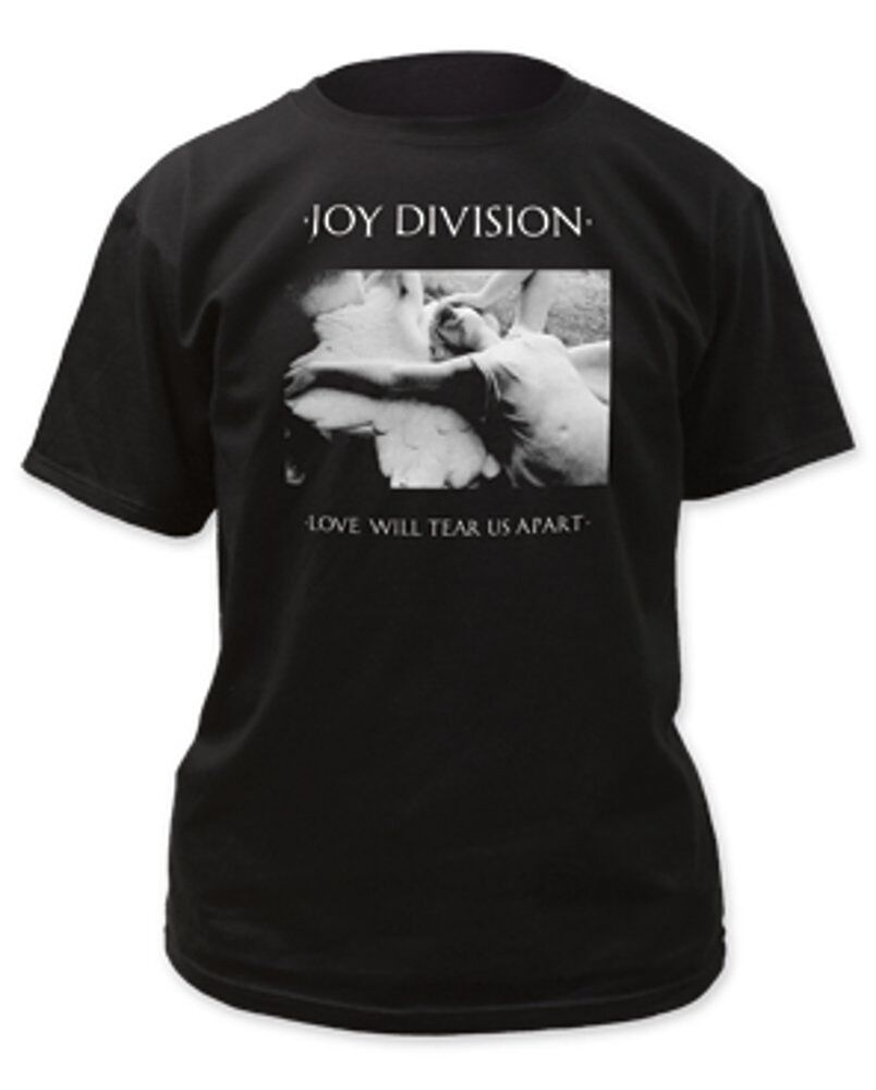 "Joy Division ""Love Will Tear Us Apart"" T-Shirt"