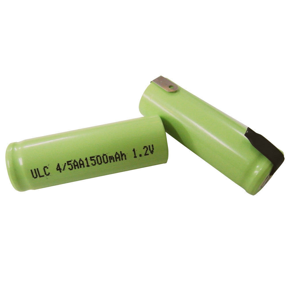 8 pcs 1500mah 4 5 aa ni mh 1 2v rechargeable battery with tabs ebay. Black Bedroom Furniture Sets. Home Design Ideas