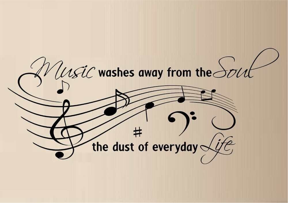 Music life quote vinyl wall decal wall decor inspirational - Over the garden wall soundtrack vinyl ...