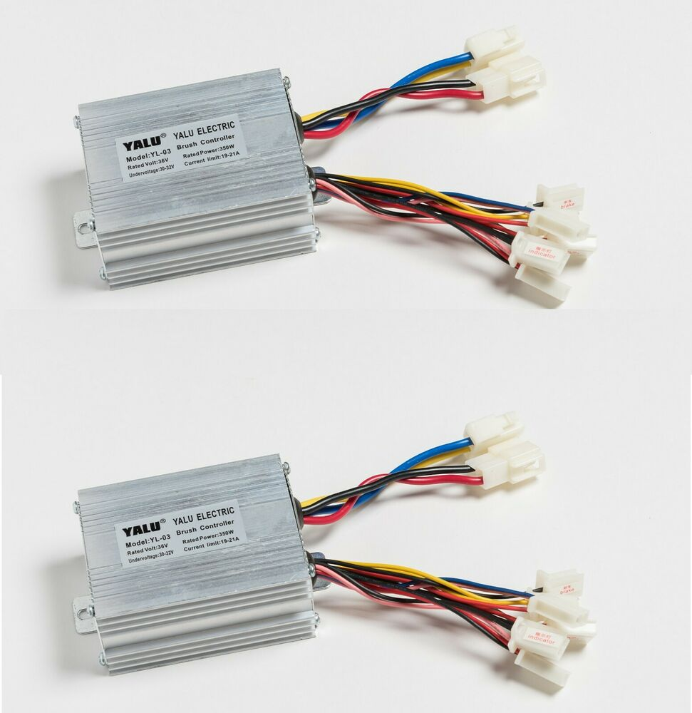 350 w 24 v dc speed controller control box f scooter e for Speed control for electric motor