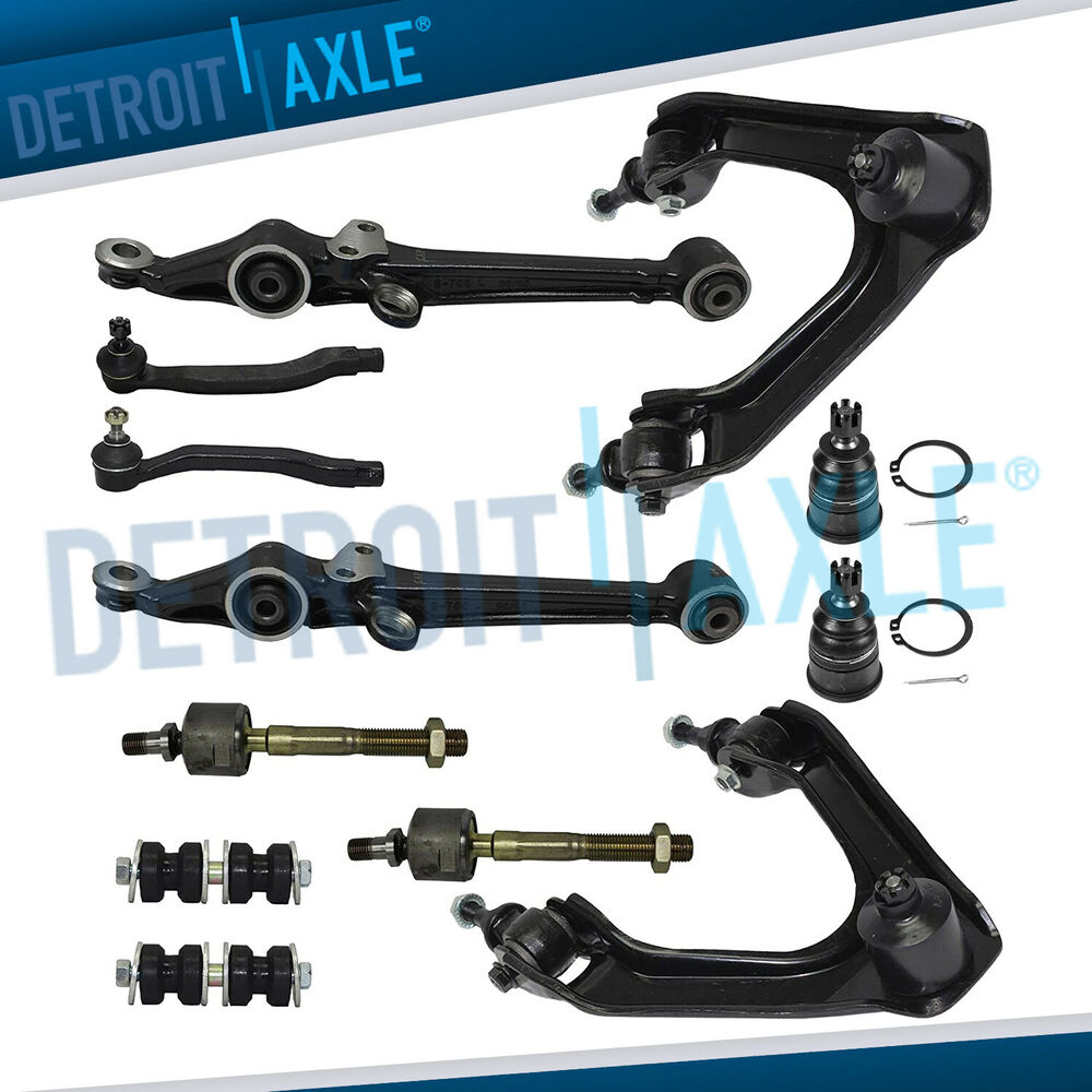 Aliexpress Com Buy Coilover Suspension Kits For Honda: Brand New 12pc Complete Front Suspension Kit For Honda