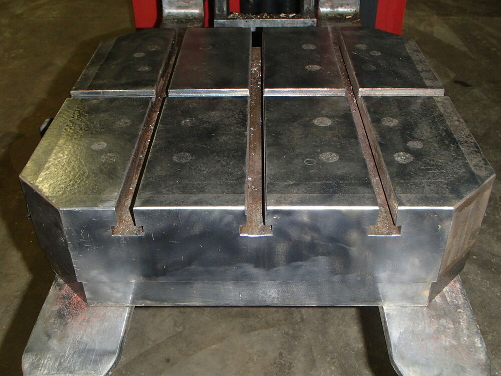 22 Quot X 20 Quot Steel Welding T Slotted Table Cast Iron Layout