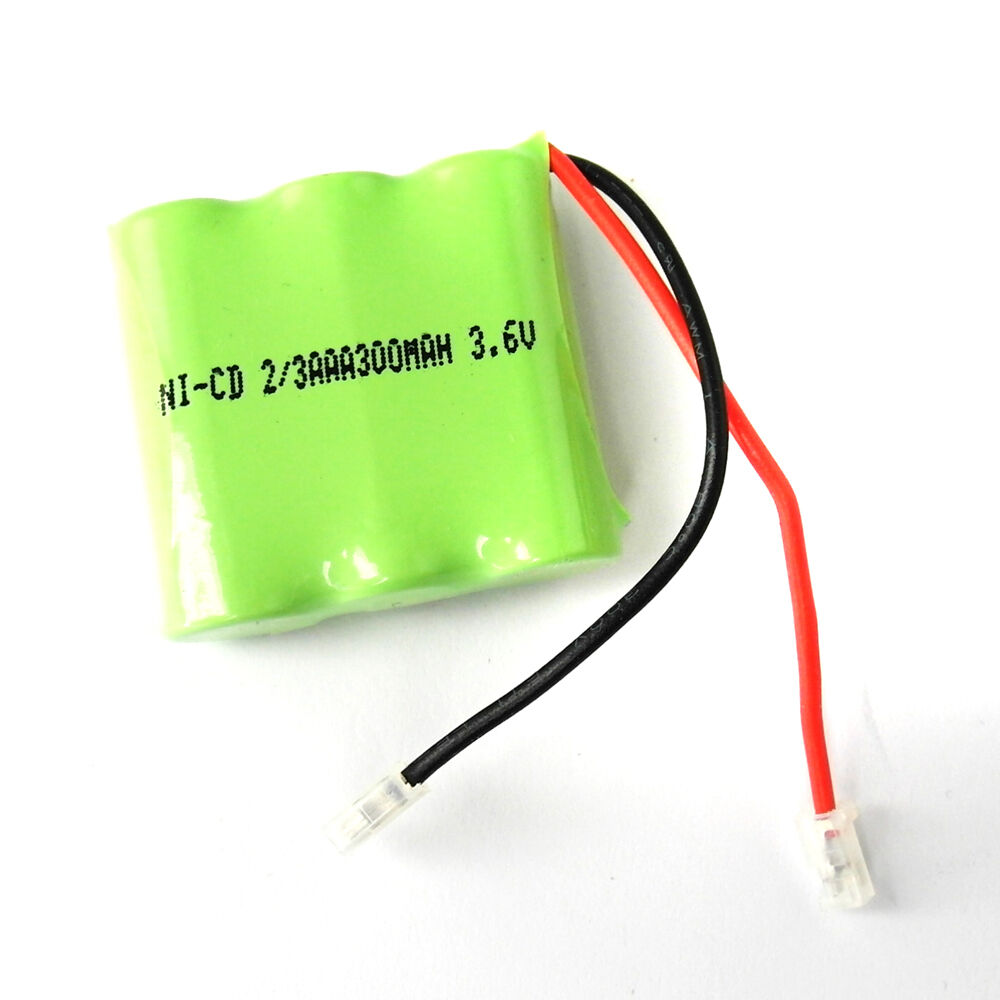 2 pcs rechargeable ni cd 2 3 aaa 3 6v 300mah battery pack cell 404 for phone ebay. Black Bedroom Furniture Sets. Home Design Ideas