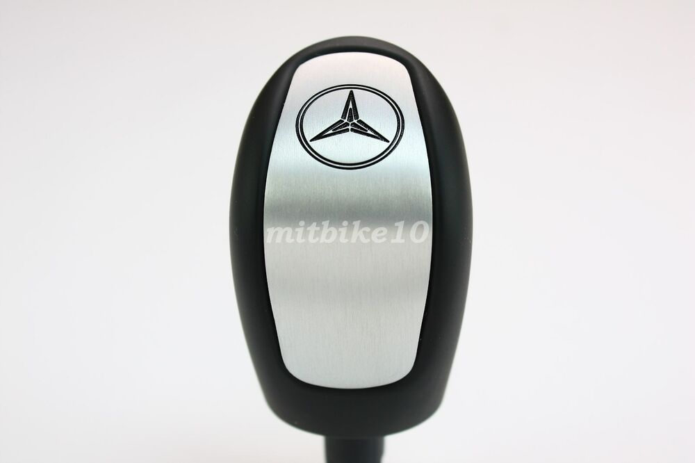 Gear shift shifter knob for mercedes benz c e class w203 for Mercedes benz stick shift