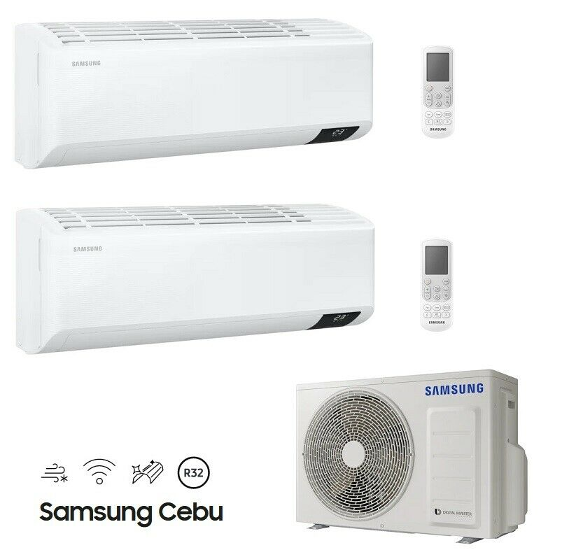 samsung klimaanlage multi split 3 r um premium inverter klimager te multisplit ebay. Black Bedroom Furniture Sets. Home Design Ideas