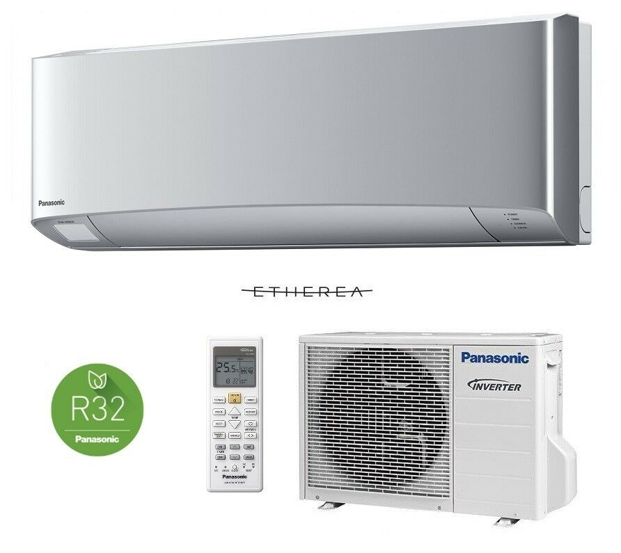 panasonic standard cs re24qke 6 8kw klimaanlage inverter w rmepumpe klimager t ebay. Black Bedroom Furniture Sets. Home Design Ideas