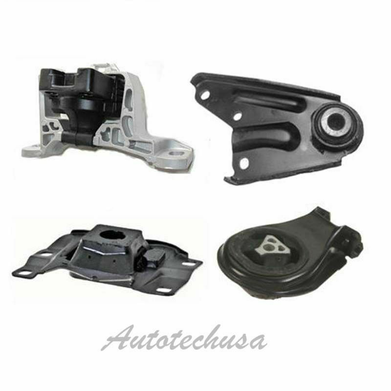 2004 2011 mazda 3 2 0l engine motor trans mount set 4