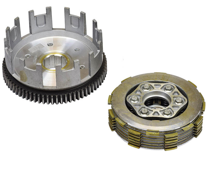 Clutch Assembly (7-plate) for 250cc CG vertical motor Dirt ...