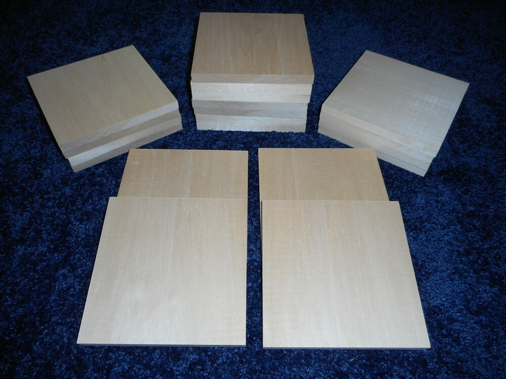 1 x 6 x 6 basswood carving wood blocks craft lumber for Large wooden blocks for crafts