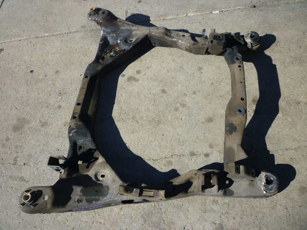 Used Ford Taurus >> 04 05 06 07 FORD TAURUS SABLE FRONT CROSSMEMBER SUBFRAME SUB FRAME CRADLE @252 | eBay