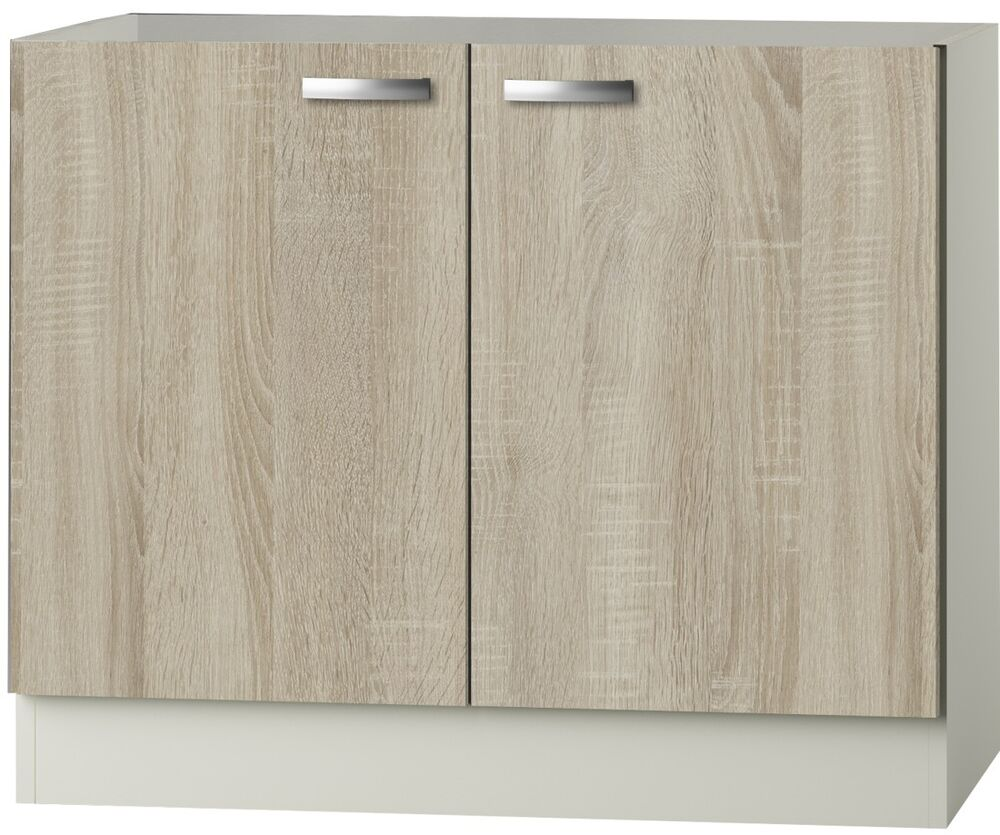 kult padua sp lenschrank 100cm breit eiche hell s gerau splo106 ebay. Black Bedroom Furniture Sets. Home Design Ideas