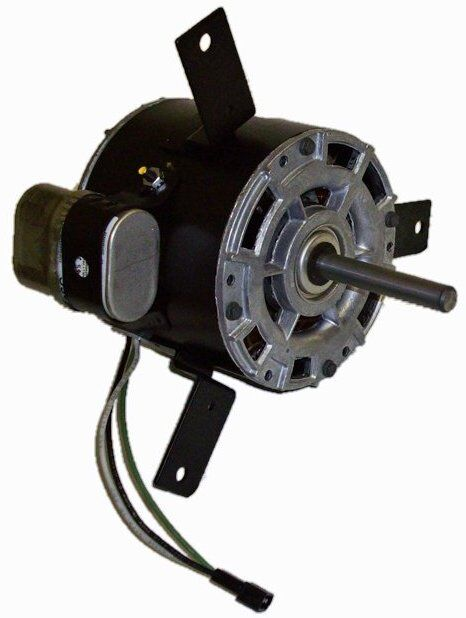 Broan 375 lo sone vent fan replacement motor 4 4 amps 1700 for Broan exhaust fan motor replacement