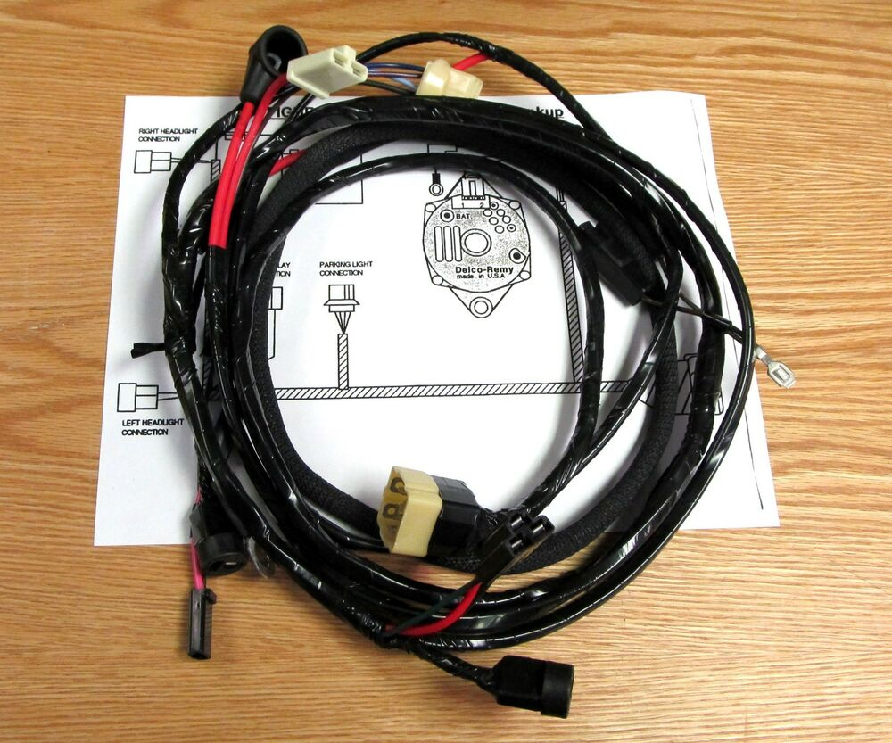 s-l1000 Under The Hood Wiring Harness on under hood components, under hood painting, under hood dimensions, under hood building, under hood gauges, under hood mirrors, under hood parts, under hood design, under hood shocks, under hood blue, under hood battery, under hood inverter, under hood paint,