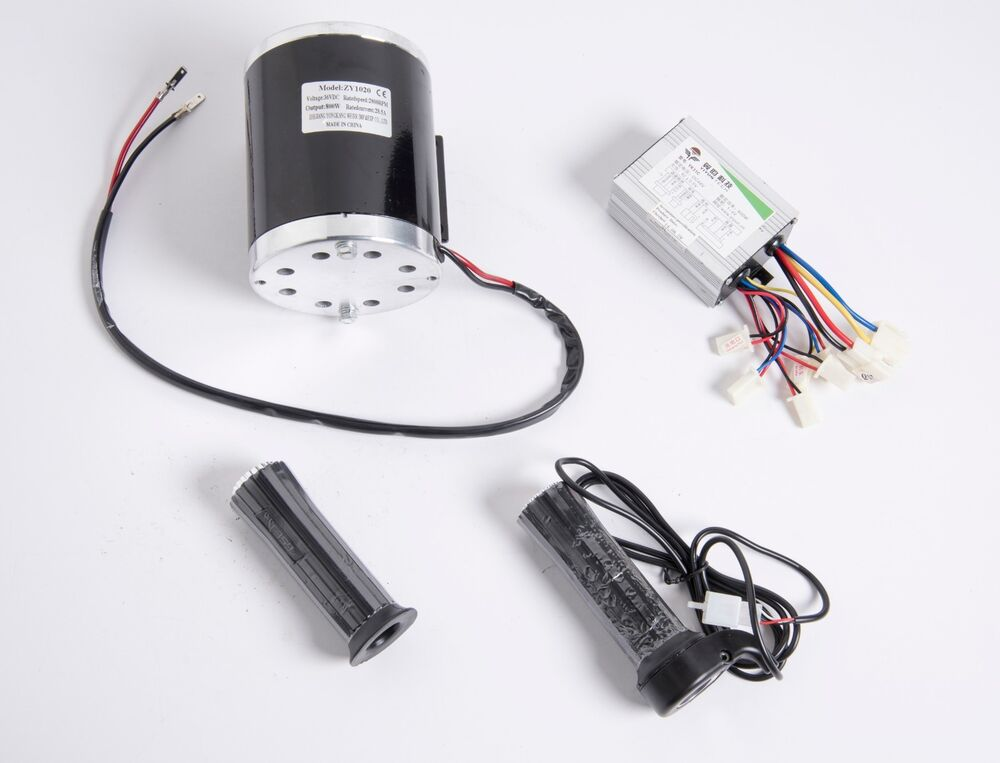 800 w 48 v electric scooter motor 1020 kit w base speed for Speed control electric motor