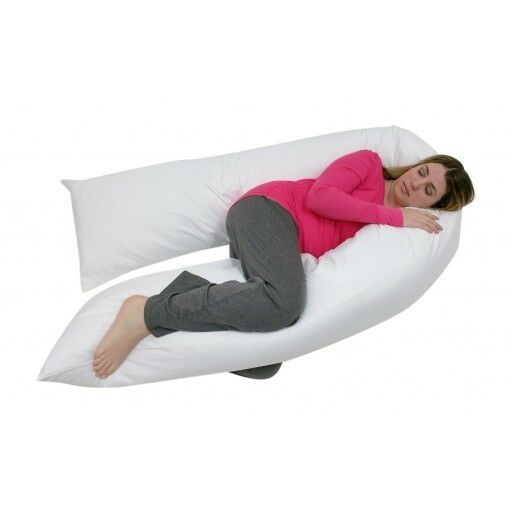 Junior Size Total Body Pregnancy Maternity Pillow Full