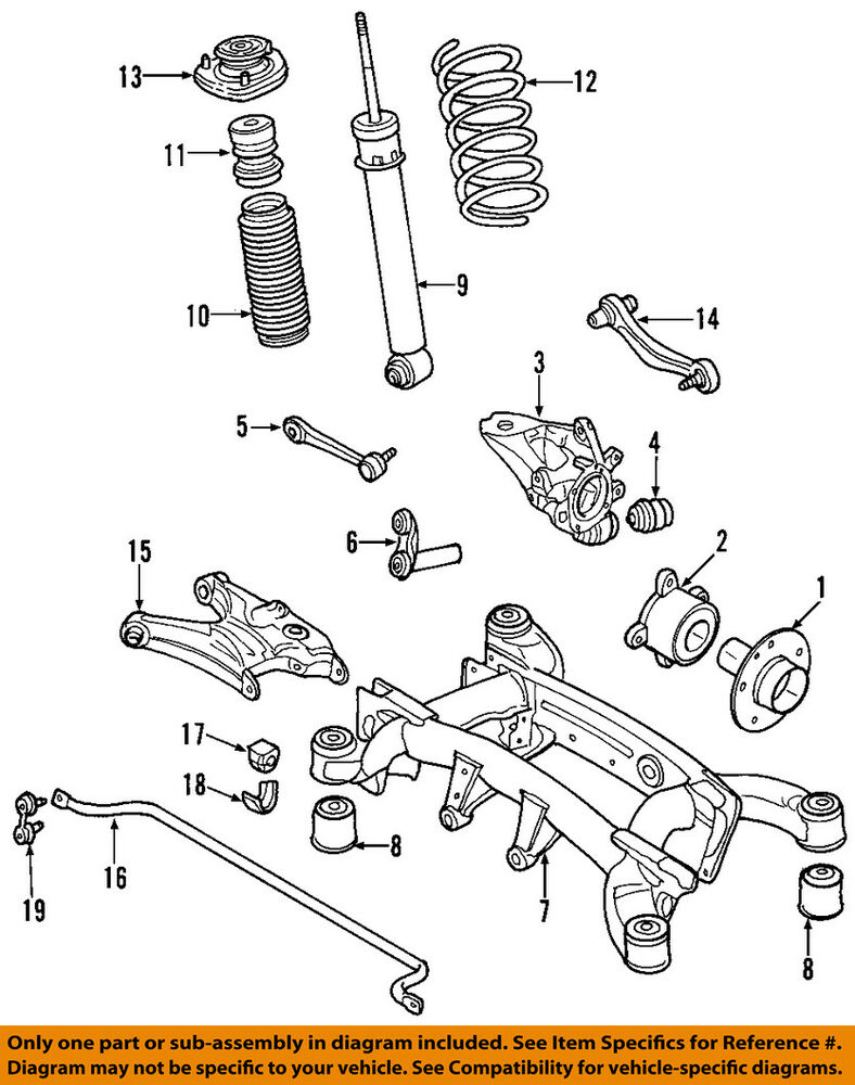 bmw x5 suspension diagram bmw oem 07-13 x5 rear suspension-shock mount 33526788779 ... 2009 bmw x5 fuse diagram #3