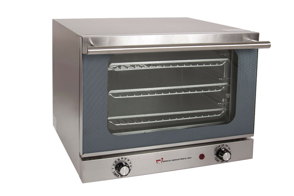 Wisco 620 Commercial Convection Counter Top Oven Ebay