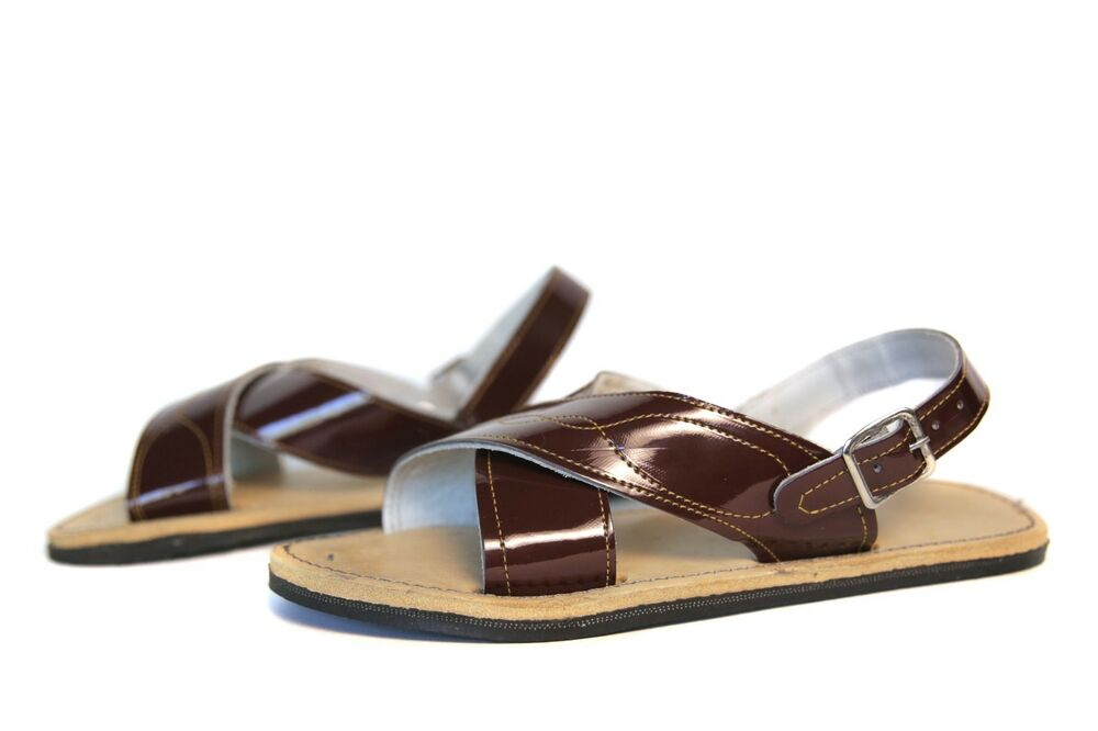 0038a9735d0f RAW   RUSTIC Men s CRUZADO Huaraches w Buckle - DARK BROWN - Mexican  Sandals