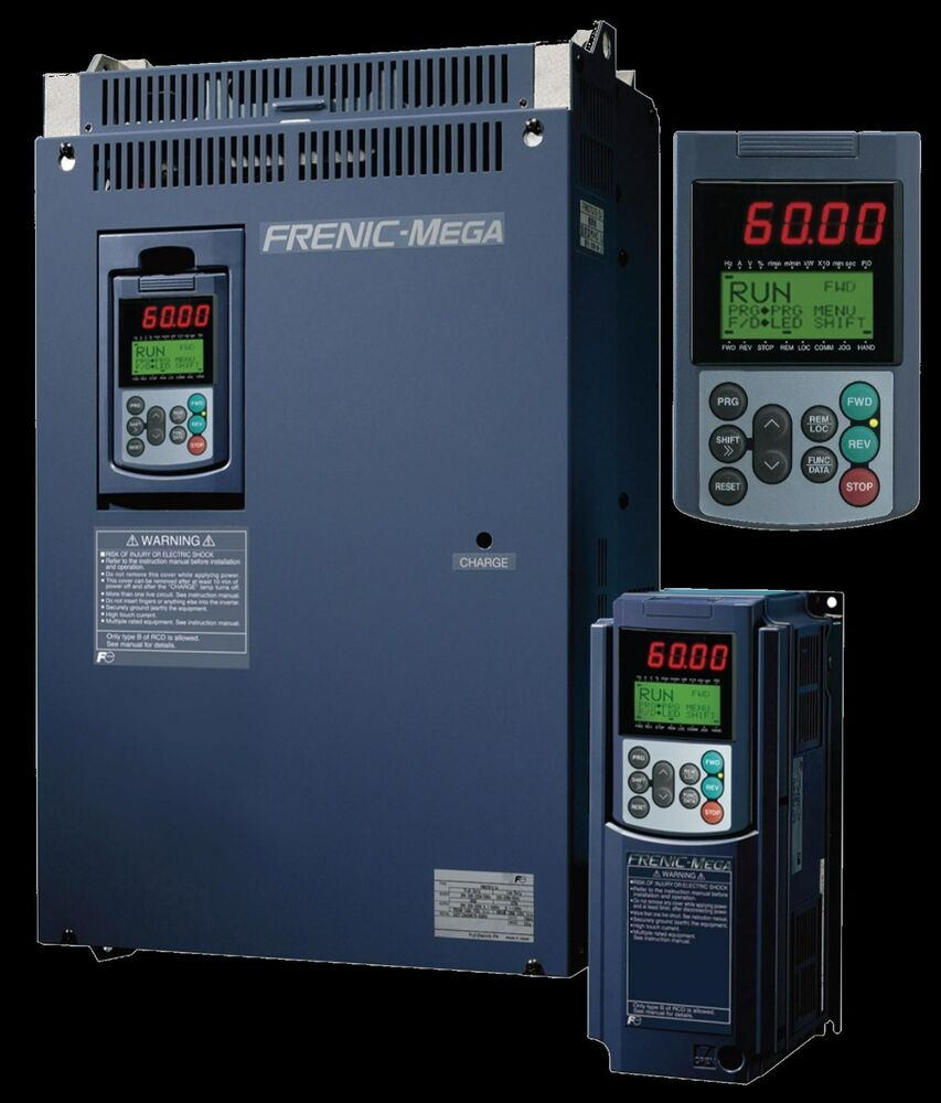 Variable Frequency Drive Vfd 100hp 230v Ac Motor